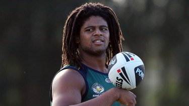 Jamal Idris's selection in the Australian team helps give the Kangaroos a record number of indigenous players.