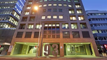 Fund manager Quintessential Equity sold this commercial office complex in George Street, Parramatta, for $28.75 million.