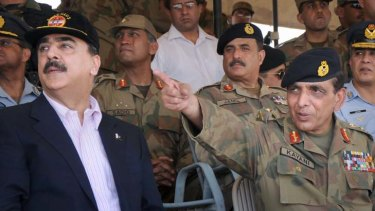 """This has very serious ramifications"" ... General Ashfaq Kayani, Chief of Army Staff."