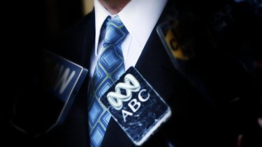 ABC TV and radio current affairs programs may be axed because of budget cuts.