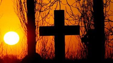 Is the sun setting on the Catholic Church?