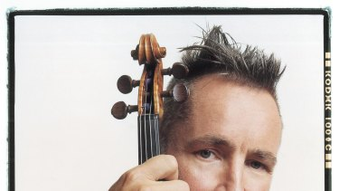 Nigel Kennedy's version of <i>Crosstown Traffic</i> by Jimi Hendrix is a thrilling reminder of what made the spiky-haired maestro leap out from the crowd more than three decades ago.