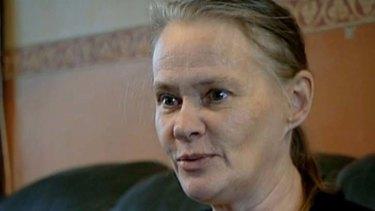 "Offered ""cigarettes for sex"" ... Karin Ward."