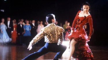 Critical support: <em>Strictly Ballroom</em> was funded by an Albert Productions' company.