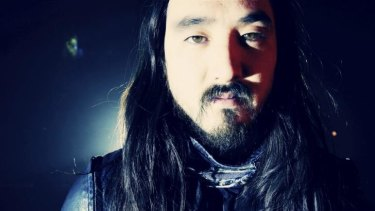 Earner: World renowned DJ Steve Aoki is speaking at the Electronic Music Conference.