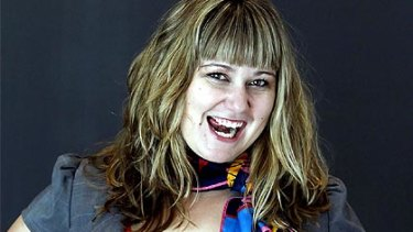 Amy Ingram has the title role in Queensland Theatre Company's forthcoming production of Fat Pig.