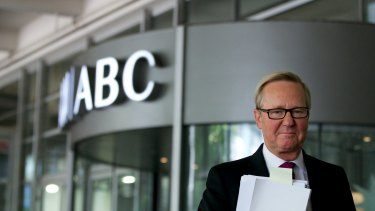 ABC supporters are digging in to protect the broadcaster.