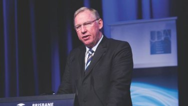 Jeff Seeney says wetlands will be protected from dredge spoil created by expansion of the Abbot Point Coal Terminal.