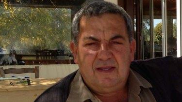 Retirement dreams dashed: John Demetriou.