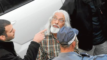 Goel Razon is taken to court in Tel Aviv.