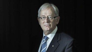 Mr Robb: Labor's green energy fund will reward 'white-shoe salesmen'.