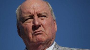 Radio host Alan Jones wants Islamic group Hizb ut-Tahrir banned from Australia.