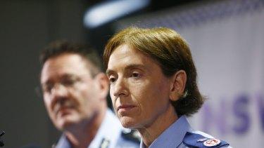 NSW Deputy Commissioner Catherine Burn.
