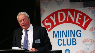 Cascade Coal's John McGuigan has run foul of ICAC and is waging a media blitz to restore his reputation.