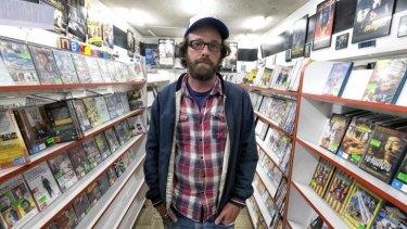 Robert Jones is shutting video store The Movie Reel as film fans opt to binge on TV series.
