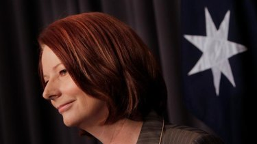 Julia Gillard is our first female Prime Minister and the first down-to-earth Labor PM in living memory.