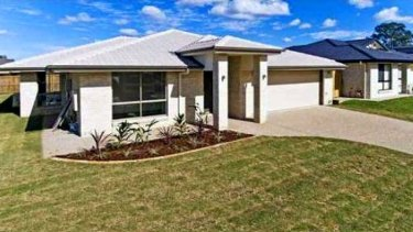 A home in Doolandella, now one of Brisbane's best performing suburbs.