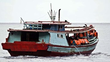 Sending shock waves: Asylum seekers will now be transfered to PNG.