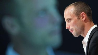 """Police have dismissed initial suggestions that Pistorius, 26, could have mistaken Steenkamp for an intruder""."