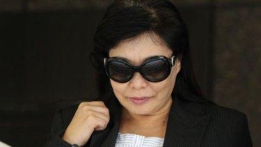 Helen Liu ... court action.