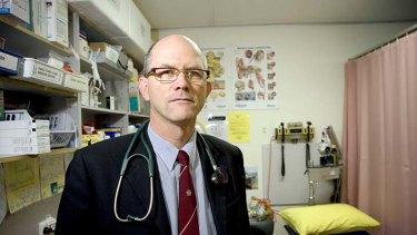 Australian Medical Association president Dr Steve Hambleton.