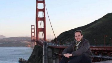 Deep crisis: Co-pilot Andreas Lubitz.