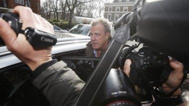 Top Gear presenter Jeremy Clarkson admits regret over fracas.