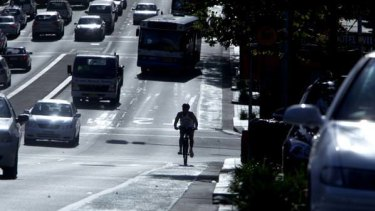 There's a lot a cyclist can do to minimise risk of harm.