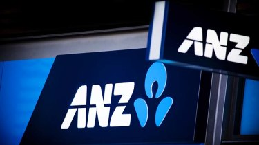 Difficult period: ANZ is still trying to restore its image after its actions in 2008.
