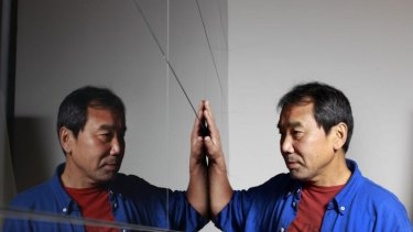 World view: Haruki Murakami's writing easily crosses over to western readers.
