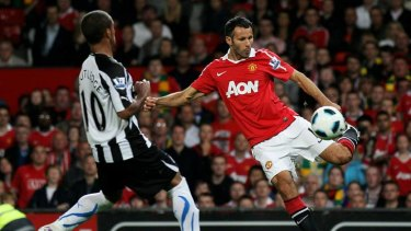 Manchester United midfielder Ryan Giggs has been named in a sex scandal.