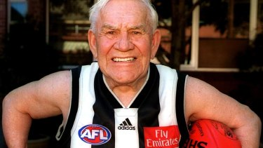 Eddie McGuire remembers the life and career of Lou Richards.