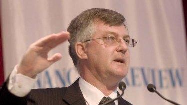 Economic pedigree ... Dr Marton Parkinson, the new Treasury secretary.