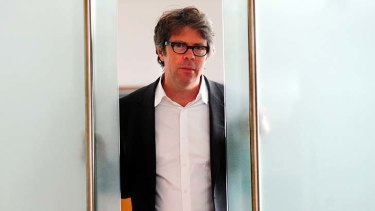 No hiding … Franzen's latest non-fiction work reveals more about him than anything he's written.