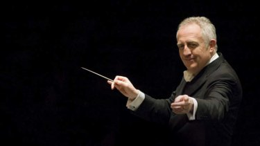 Created a deliberate sense of barely contained hysteria ... conductor Bramwell Tovey.