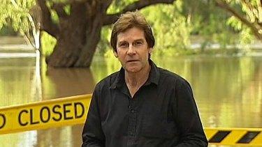 All-rounder ... Logie winner Lockyer covered floods, wars and sport.