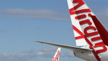 Air NZ may lift its stake in Virgin.