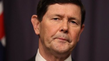 """Social Services Minister Kevin Andrews: """"I believe the most effective assistance for families – and individuals – is to focus interventions on key transition or readiness points across the whole of life""""."""
