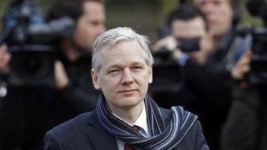Public interest or irresponsible journalism? ... Julian Assange.