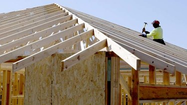 House building up after years of contraction