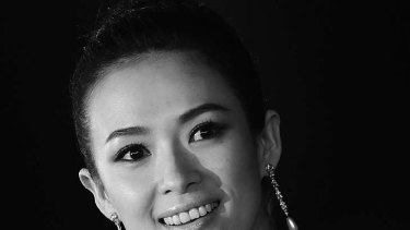 Zhang Ziyi ... denies the allegations.