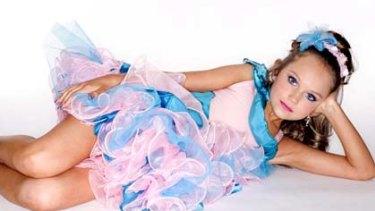 Baby Beauty Queens ... a look inside Mini Miss UK.