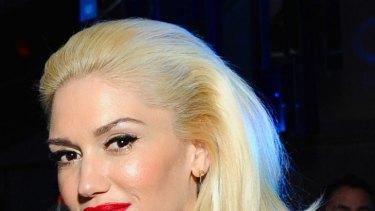 Struggling to balance motherhood and work ... Gwen Stefani.