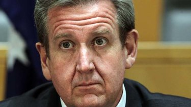 Premier Barry O'Farrell ... said the problem was only going to worsen as internet sales increased.