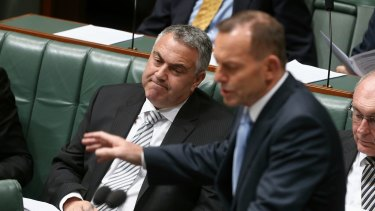 """Prime Minister Tony Abbott has defended Treasurer Joe Hockey over criticisms he is """"insensitive"""" to first home buyers priced out of the housing market."""