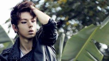 Xiahn Nishi's new look.