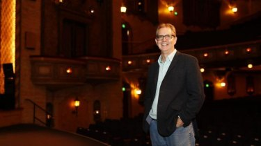 <i>Frozen</i> co-director Chris Buck: 'There's a lot of pressure.'