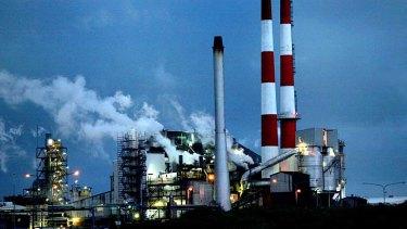 Greenhouse gas emissions.