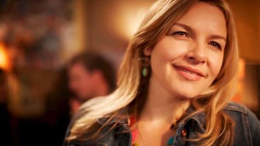 Justine Clarke in The Time of Our Lives.