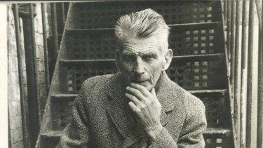 Part-time writer: Samuel Beckett